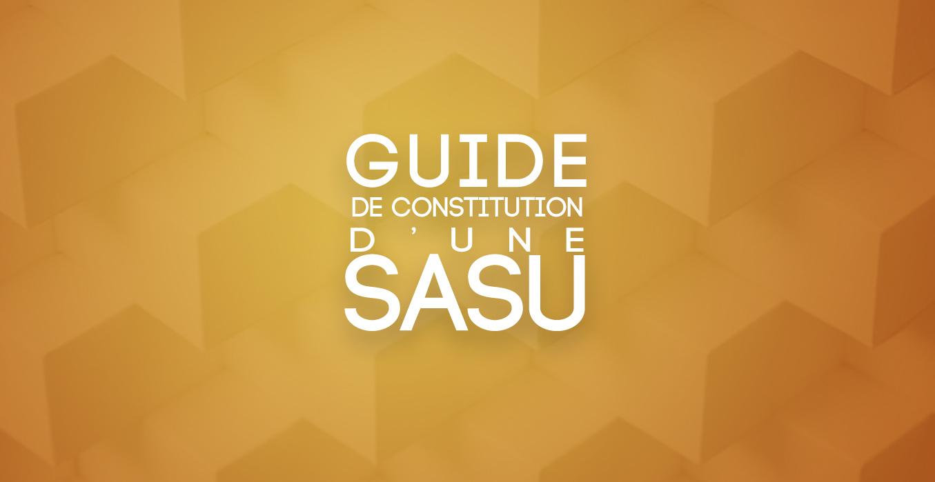 Constitution d'une SASU
